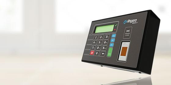 Foto do produto ponto biométrico